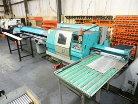 Index G200 + barfeeder, CNC lathes