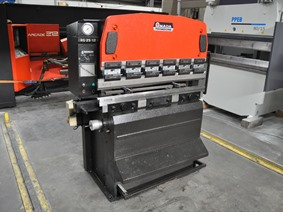 Amada RG 25 ton x 1250 mm, Hydraulic press brakes