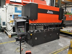 Amada HFBO 125 ton x 3100 mm CNC, Hydraulic press brakes