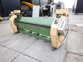 Arnoux 3100 x 4 mm, Hydraulic & Mechanical  folding presses