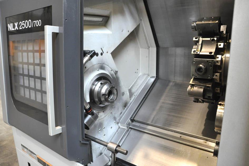 DMG Mori Seiki - NLX2500SY Ø 920 x 705 mm CNC   CNC lathes