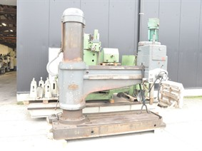 GSP Mk5, Radial drilling machines