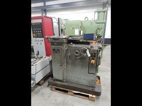 WGW 70/400, Machines a brocher
