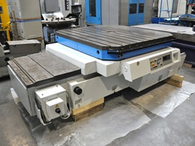 WMW Union Turning table 1800 x 2000 mm CNC, Поворотные столы