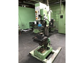 Sahinler BS-42, Bench & columntype drilling machines