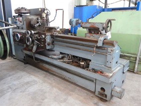 Weisser Heilbronn Goliath Ø 460 x 1500 mm, Centre lathes