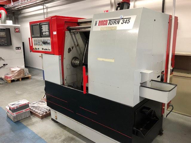 Emco - Turn 345 Ø 430 x 510 mm CNC | CNC lathes, N° 10499
