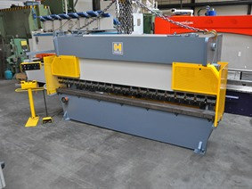Haco PPH 110 ton x 4100 mm, Hydraulic press brakes
