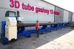 Stako, 3D Tube cutting 13 meter