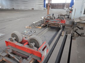 ZM turning gear 10 ton, Turning gears - Positioners - Welding dericks & -pinchtables
