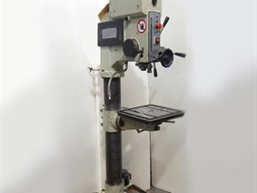 ERLO TC30 Mk3, Bench & columntype drilling machines