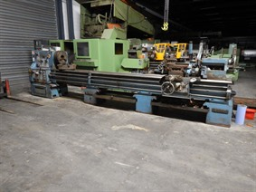 Victoria Ø 700 x 4100 mm, Centre lathes