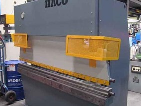 Haco PPH 60 ton x 2100 mm, Hydraulic press brakes