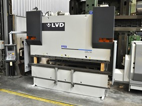 LVD PPEB 135 ton x 3100 mm CNC, Hydraulic press brakes