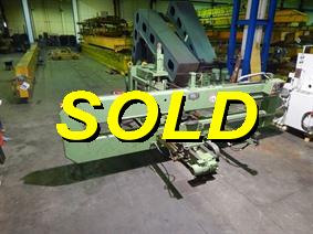 Irle KS12 cutting & flanging, Flanging presses