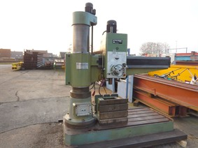 Narvik Mk5, Radial drilling machines