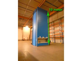 Kardex Shuttle, Storage & retrievel systems / Containers