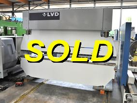 LVD PPN 150 ton x 4100 mm, Hydraulic press brakes