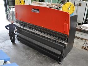 Amada RG 150 ton x 4100 mm, Hydraulic press brakes