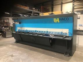 Haco TS 4100 x 12 mm CNC, Hydraulic guillotine shears