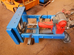 Pulley & bearing press 55 ton, Presses pour garage