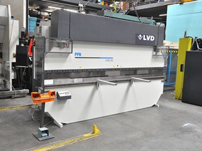 LVD PPN 100 ton x 4100 mm, Hydraulic press brakes