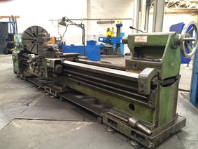 Potisje PA45 Ø 910 x 4100 mm, Centre lathes