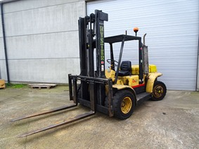 Hyster 7 ton H130F, Vehicles (lift trucks - loading - cleaning etc)