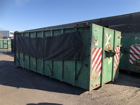 Container 30 cubic meter, Storage & retrievel systems / Containers