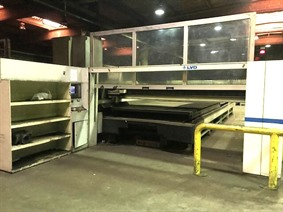 LVD Impuls 4030 4kW, Laser cutting machines