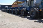 Nicolas, modular vehicle 400 ton