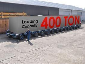 Nicolas modular vehicle 400 ton, Transportmitteln (reinigung - Hubstapler etc)