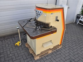 Apollo TV250/6, Machines a grignoter hydrauliques