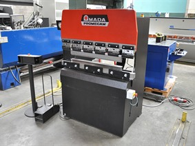Amada IT2 25 ton x 1250 mm, Hydraulic press brakes
