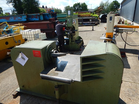 Colly, HV 150 ton