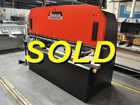 Amada 100 ton x 3100 mm, Hydraulic press brakes