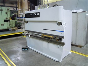LVD PP 70 ton x 2500 mm, Hydraulic press brakes