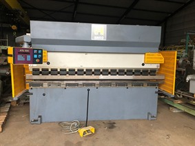 Haco PPM 135 ton x 3100 mm CNC, Hydraulic press brakes