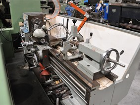 Delmac Ø 360 x 1500 mm, Centre lathes