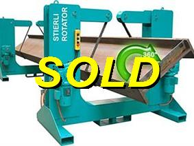 Petry Wendomat Turning unit - 10 ton, Andere gerate