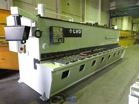 LVD MVSB 6200 x 8 mm CNC, Hydraulic guillotine shears