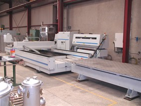 Elas - Haco 3000 x 1500 mm, Machines a couper au laser