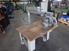 Rockwell sandwich panel saw, Cirkelzaagmachines & Doorslijpmachines