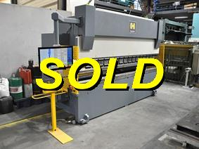 Haco ERM 180 ton x 3600 mm CNC, Hydraulic press brakes
