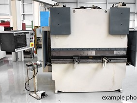 LVD PPEB-EQ 55 ton x 2100 mm CNC, Hydraulic press brakes