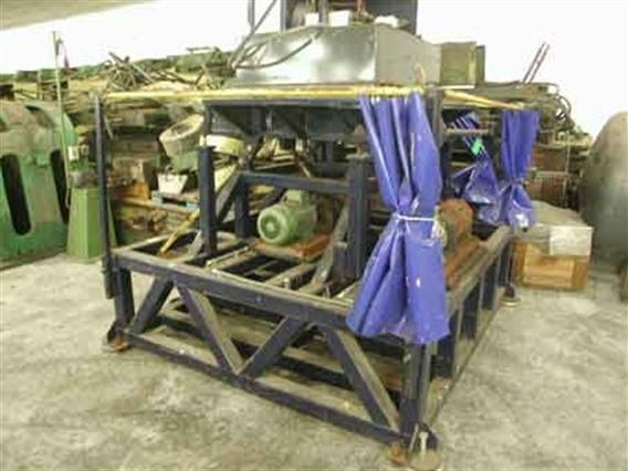 Testing Bench 3 D shaking table, Various