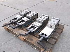Fresmak hydraulic vice Mat 160, Spare parts for milling machines