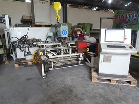 Piranha SEP 120 ton CNC, Ponsmachines & Ponsnibbelmachines