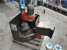 Amada TEG 160 punch/tool grinder, Rectifieuses a surface plane, broche Verticales
