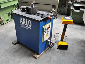 Arlo BB 76 CNC, Giętarki do rur